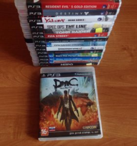 Devil May Cry ( PS 3 )