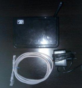 Роутер wireless n150mbps