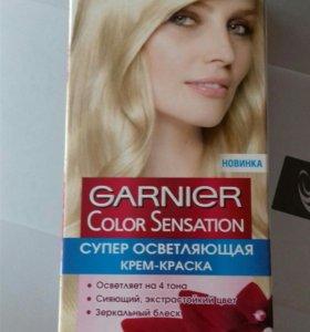 Краска для волос Garnier СУПЕР ОСВЕТЛЯЮЩАЯ