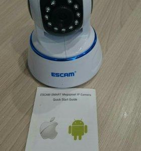 Камера ip WiFi escam qf002