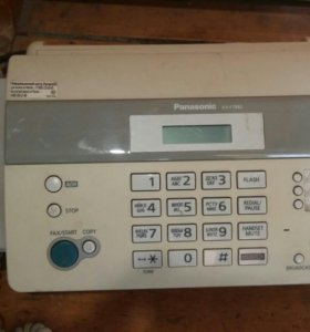 Факс/копир/телефон