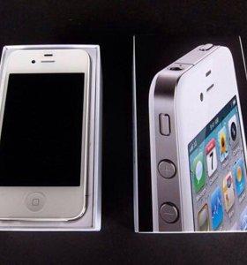 Iphone 4 16gb white