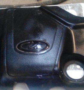 Крышка двигателя верхняя