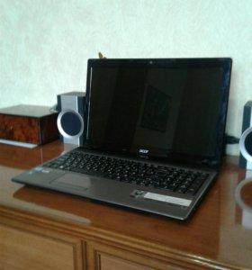 Ноутбук Acer 5750 Core i5-2450М