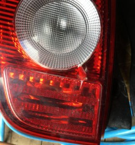 Фары от Nissan micra