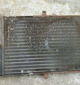 Радиатор ваз 2109