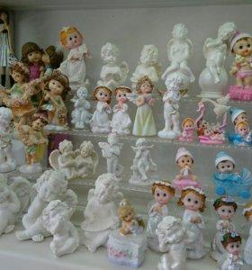 Разные ангелочек