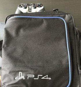 Сумка PlayStation 4