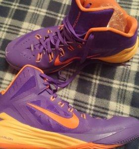 Кроссовки Nike lunarlon HIPER DUNK(ОРИГИНАЛ) торг