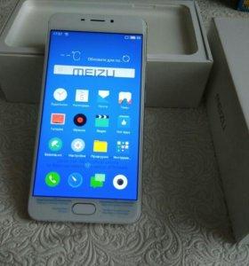 Meizu m5 note 32гб silver global version