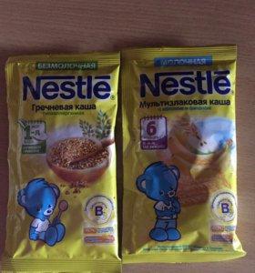 Продам каши смеси Nestle,similac,