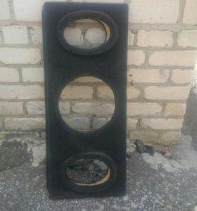 Полка акустическая ВАЗ 21112