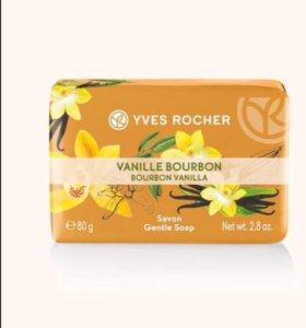 Мыло Ив Роше / Yves Rocher Бурбонская ваниль