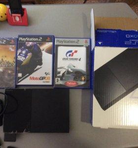 PlayStation 2+3 диска! НОВЫЙ!