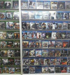 Игры Sony Ps4, Ps3, Xbox One, 360 по низким ценам