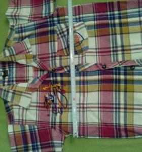 Рубашечки на 6-8лет