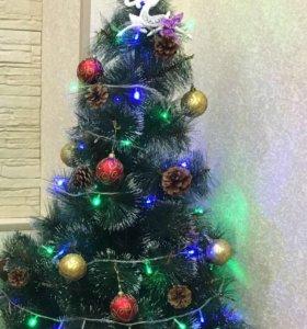 Елка новогодняя искусственная