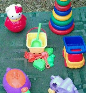 Игрушки на дачу