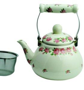 Заварочный чайник 1.2 и 1.5л