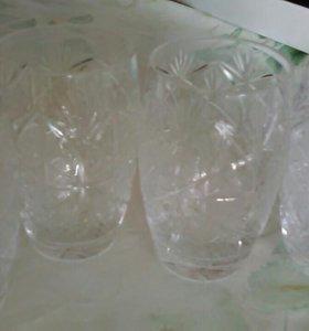 4 бокала