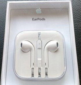 Новые Apple EarPods оригинал