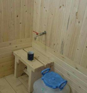 Отделка вагонкой дом и баня