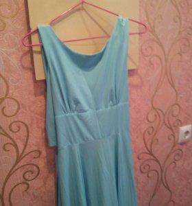Платье на выпускной или для торжества.
