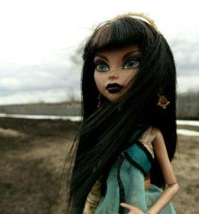 кукла монстер хай. Клео Де Нил.