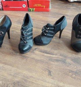 Обувь 38 39 размер