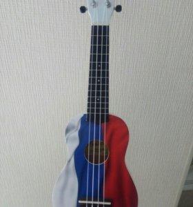 Гитара Укулеле Woodcraft