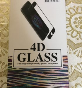 4d стекла для iPhone 6,6s,7