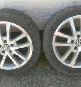 колеса 17