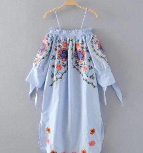 Платье для беременных и не только
