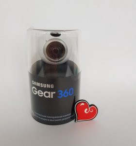 Панорамная камера SAMSUNG GEAR 360 (2017)