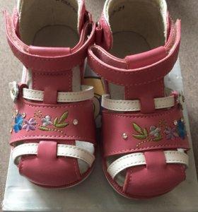 Новые туфли сандали сказка р21