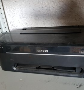 Epson l100 с снпч
