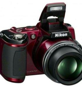 Nikon Coolpix L120,