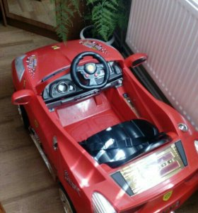 Электромобиль Ferrari 8888