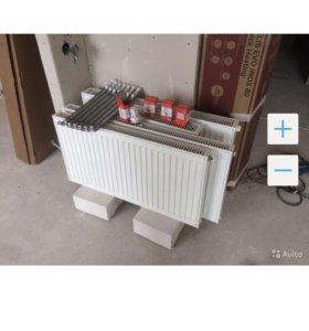 Радиаторы Purmo новые