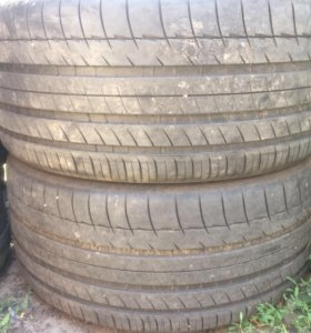 295/35/21 пара шин Michelin