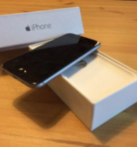 iPhone 6(16gb) space gray