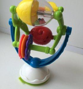 """Развивающая игрушка """"Музыкальные фрукты"""""""
