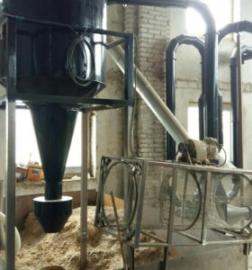 Производство топлевных гранул(пелеты)