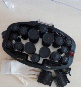 Термобигуди philips salon roller pro