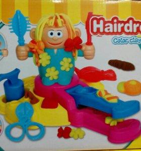 """Набор """"Hairdresser""""."""