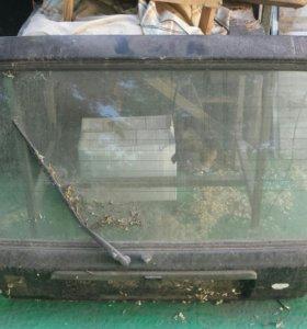 Капот и крышка багажника Гольф 2