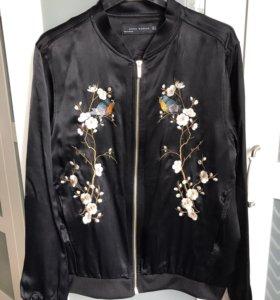 Новый Бомбер Zara