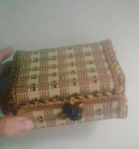 Декоративная шкатулка