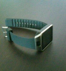 Smartwatch умные часы, телефон bluetooth Android.
