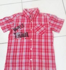 Рубашка, лет на 11-12